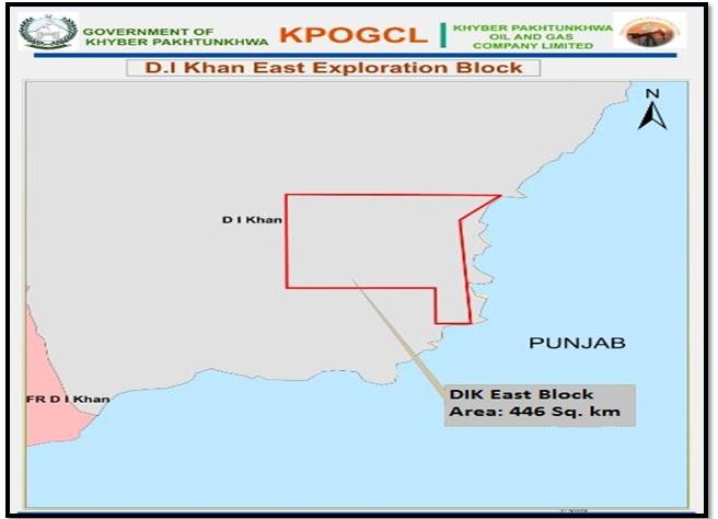 Administrative Map of Lakki Block