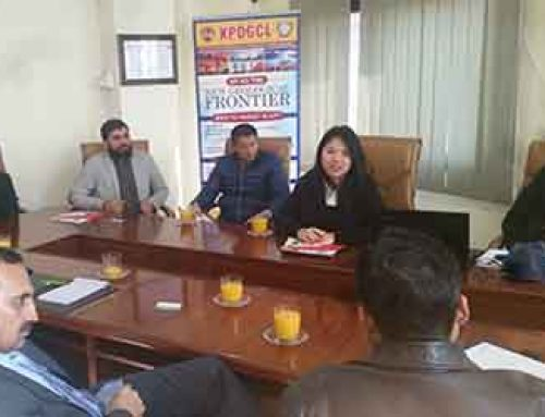 Khyber News Report on Chinese Delegations Visit to KPOGCL